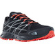 The North Face M's Ultra Endurance Trail Running Shoes Black/Valen